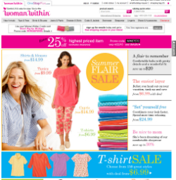 plus size fashion usa